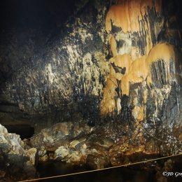 Kačna jama - transportne žičnice iz B3G