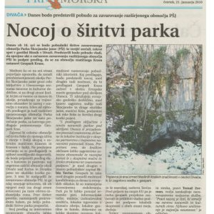 Primorske novice 21.1.2010