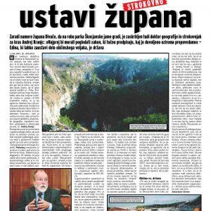 Slovenske novice 19.1.2010