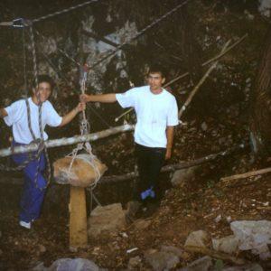Matej Kravanja in Tomaž Korošec, Fedrigov dihalnik (avgust 1999)
