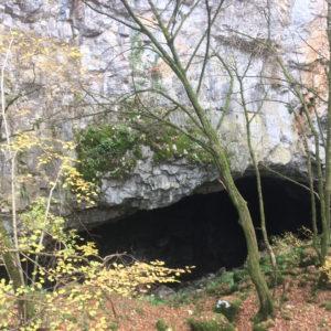 Vhod v spodmol