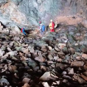 Vhod v jamo