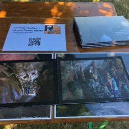 Lara Pirjevec: Vizualna predstavitev Divaške jame s stereofotografijo