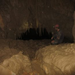 Skrita jama – severni rov