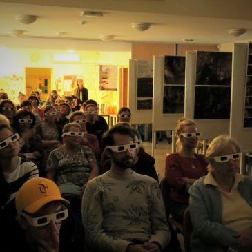 Predavanje Maje Sila in Lare Pirjevec o Divaški jami